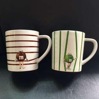 Assorted Mugs from the US