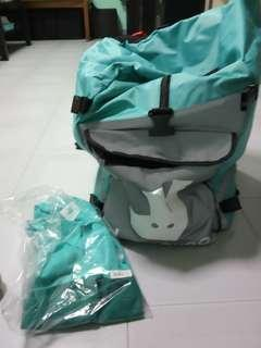 Deliveroo food thermal bag (As new)