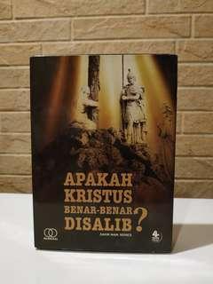 VCD - Apakah Kristus Benar-benar Disalib (Zakir Naik) dan Nabi Muhammad Dalam Injil (Ahmad Deedat)