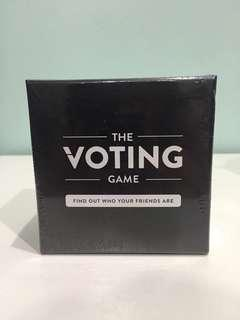 Voting Game