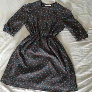 Sala古著洋裝