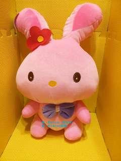 🚚 粉紅兔娃娃#年末感恩免費送