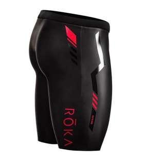ROKA SIM Elite Buoyancy Shorts II Sz S