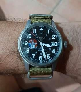 TRIAS Military Pilot Watch
