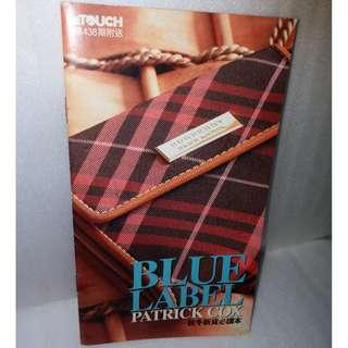 Blue Label Burberry Bible catalogue collection catalog RARE Brand Mall Mini