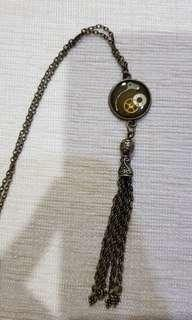 Steampunk detail necklace