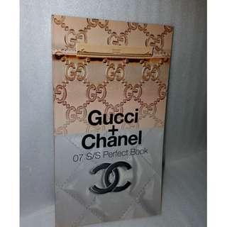 Gucci Chanel catalogue collection catalog RARE Brand Mall Mini