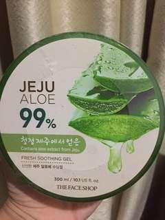 The Face Shop Jeju 99% Aloe Vera (100% original) Jual Murah