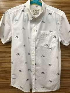 Seed bicycle shirt size 9