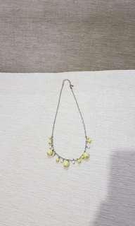 Quaint necklace