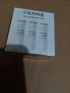 低至半價! 全新未開封 Caudalie Trio Lip Conditioner