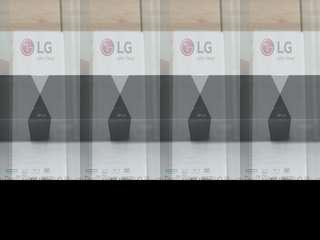 LG 4K Ultra HD Blu-Ray Disc Player UP970 (Brand New)