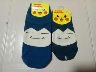 Snorlax Kid & Adult Sock (2 for $7.00)