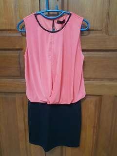 SEED Pink Working Dress  #JunePayDay60