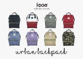 Icon Urban Backpack