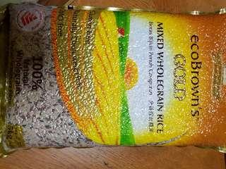 ecoBrown mixed wholegrain rice