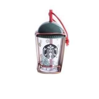 Starbucks Cold Cup Ornament