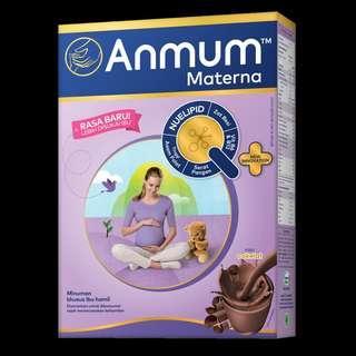 Anmum materna coklat 400gr new