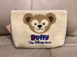 🚚 香港迪士尼代購Duffy毛絨收納包便宜賣