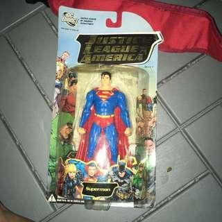 Justice Leagues Superman