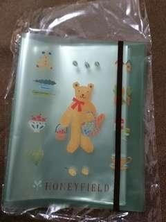 Honeyfield photo album sanrio 1995