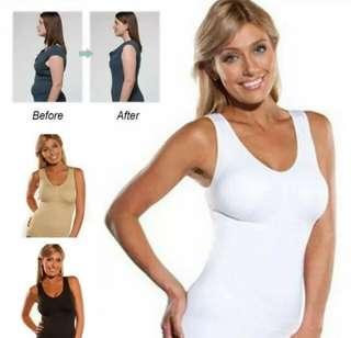 **Instock** Comfortable Cami Shaper with pad