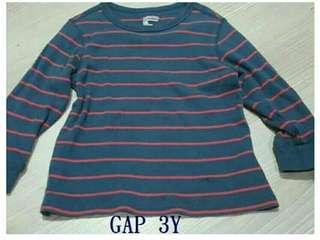 🚚 Gap長袖