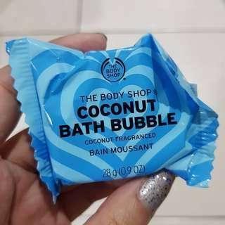 Coconut Bath Bubble