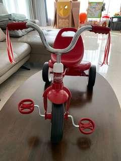 RADIO FLYER 10/10 condition foldable tricycle for sale