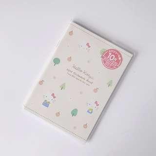 2019 Hello Kitty A6 Diary