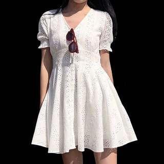 Grace Lacy Dress