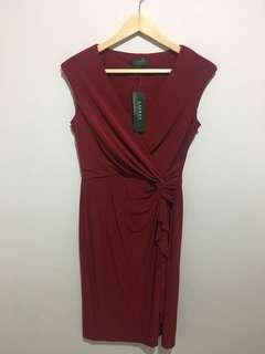 REPRICE Dress Lauren Ralph Lauren Size 6