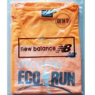 Income Eco Run 2017 Men (Size L) New Balance Run Singlet
