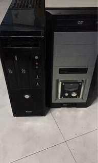 $50 for both computer can use the parts as spare parts