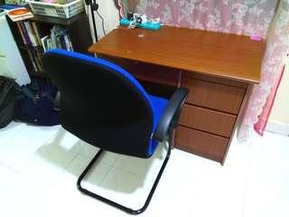 Study & Home Office Table Set