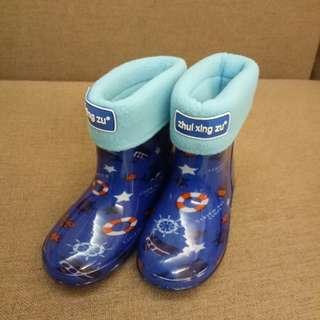 🚚 保暖輕便雨鞋