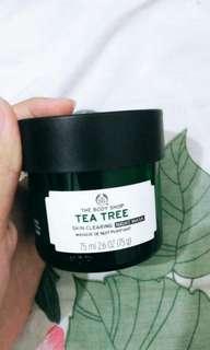 NIGHT MASK TEA TREE