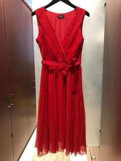 PRINCIPLES Red Dress