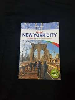 Repriced! New York City by Lonely Planet (pocket ed.)