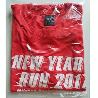 New Year Run 2017 T Shirt