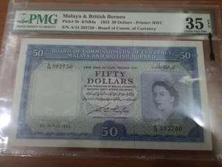 女王$50块 35EPQ