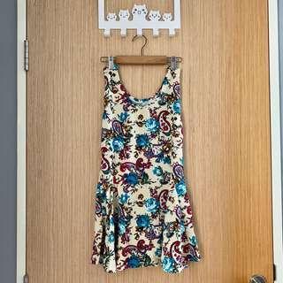 🚚 BN Floral Skater Dress