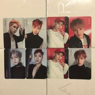 WTS Monsta X Are You There Photocard