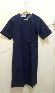 SERBA 30RIBU Jeans Dress