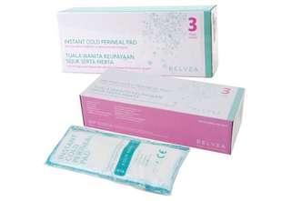 BELVEA INSTANT COLD PERINEAL PADS