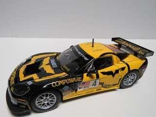 Bburago Chevrolet Corvette C6R Scale 1/24