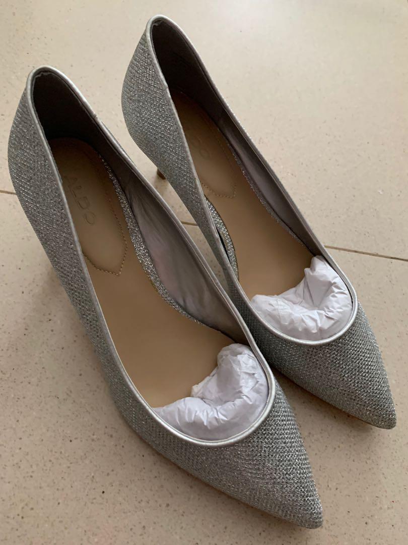 7a5d8c75931 Aldo ladies Glitter Heels