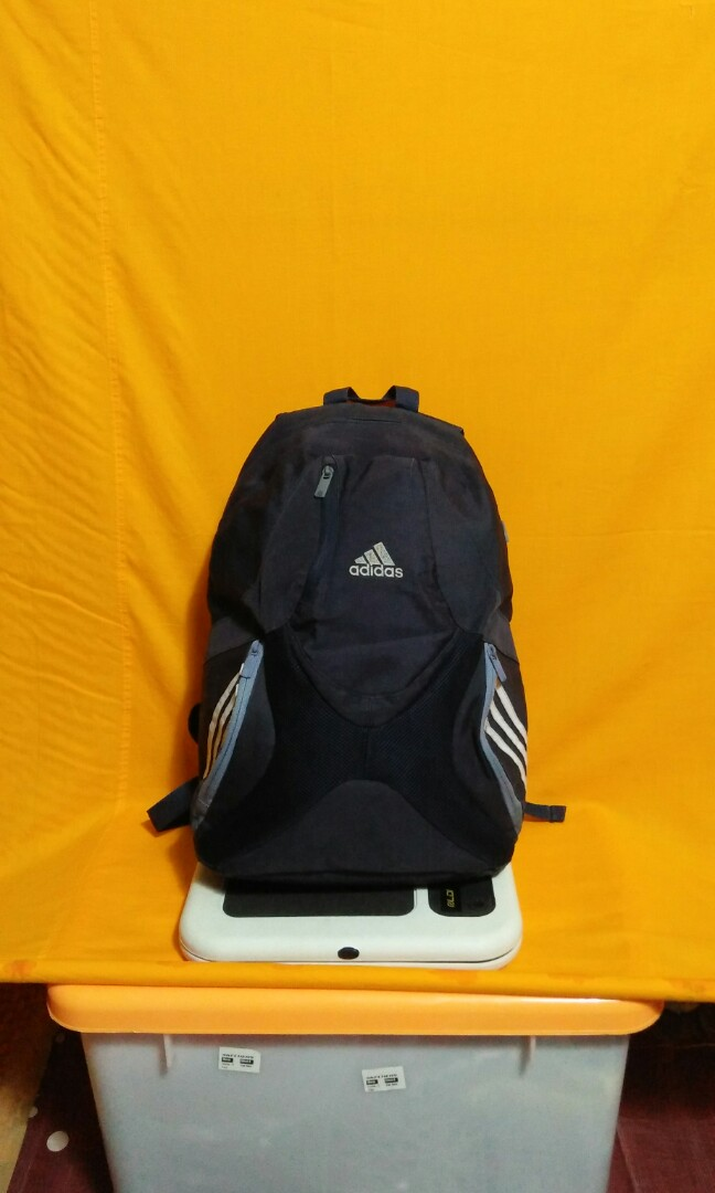 6f412a1e1db Adidas backpack original, Men's Fashion, Men's Bags & Wallets ...