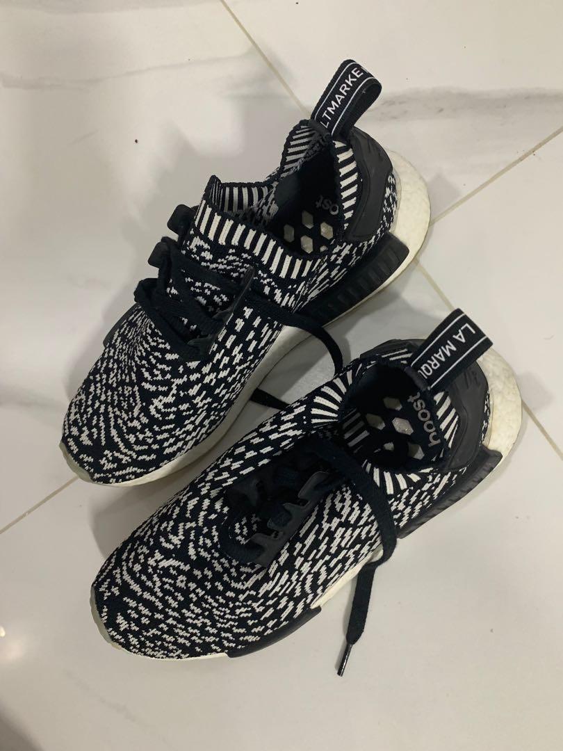 Adidas NMD R1 Sashiko Black b7165573f