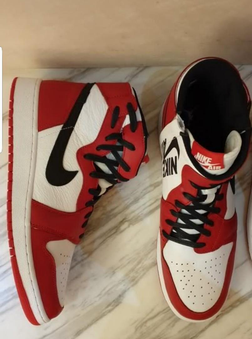 100% authentic 359eb 4a6ad Air Jordan 1 Rebel XX